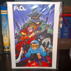 FLCL Mini poster
